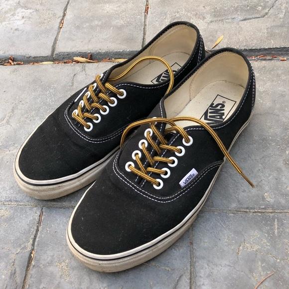 Vans Authentic W Boot Laces